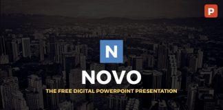 Novo - The Free Digital Powerpoint Presentation