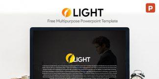 Light-Free-Multipurpose-Powerpoint-Template-Thumbnail