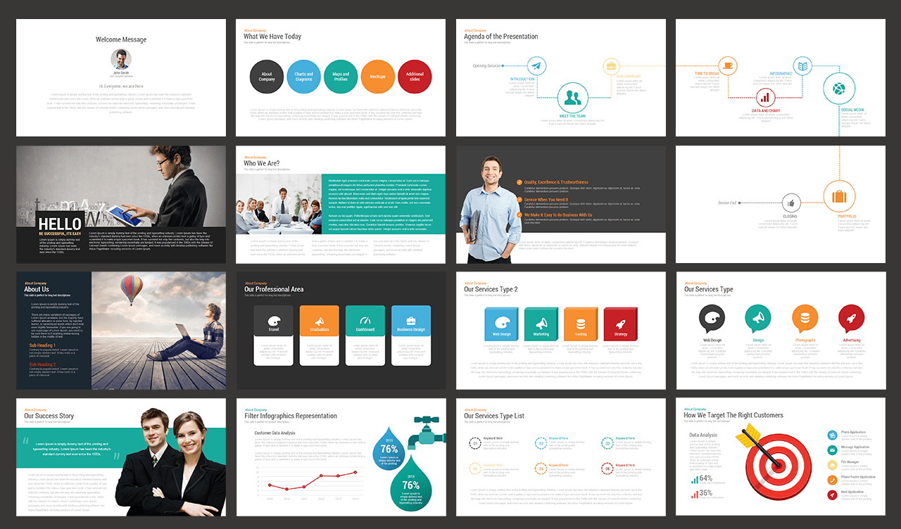 Maker-The Ultimate PowerPoint Presentation Template